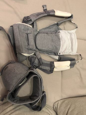 Эрго рюкзак, сумка нагрудная Chicco (Hip seat carrier)