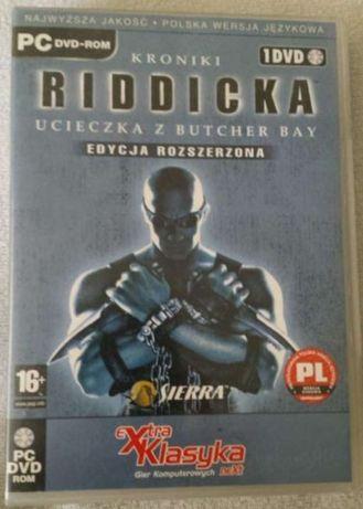 Kroniki Riddicka PC
