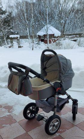 """Wózek dziecięcy, wielofunkcyjny TAKO Jumper X (""""3 w 1"""") - używany"""