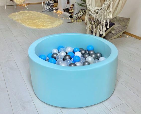 Сухой бассейн с шариками Voodi. Отправка наложенным платежом..