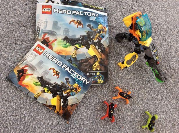 Lego hero factory łazik Evo 44015