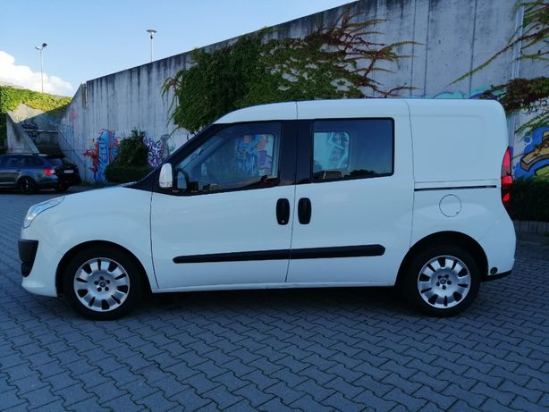 Fiat Doblo 1.4 2012r LPG