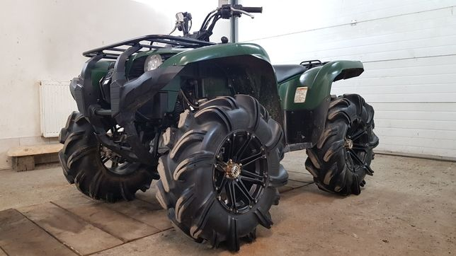 Yamaha Grizzly 700 14r