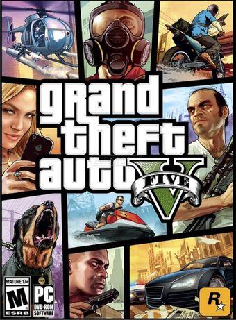 Продам Grand Theft Auto V (Pc-Version) Premium Online Edition