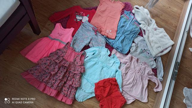 Zestaw ubrań 80-86