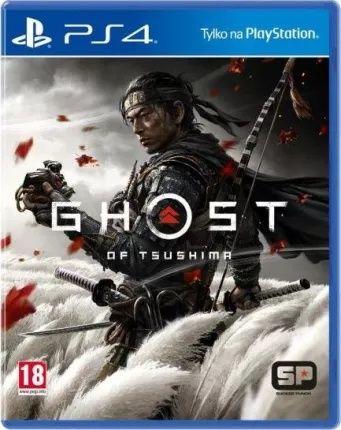 Ghost of tsushima gra ps4