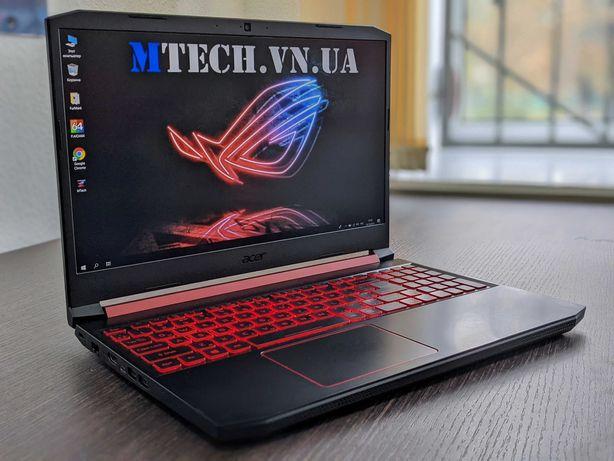 Игровой Ноутбук Acer Nitro 5/i5-9300H/8Gb/512SSD/GTX1660Ti/Гарантия