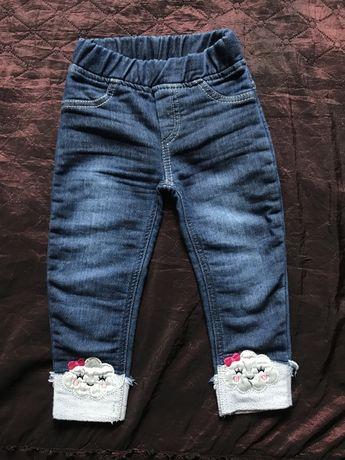 Лосины под джинсы для девочки