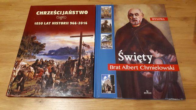 Ksiażki: Chrześcijaństwo i Świety Brat Albert Chmielowski