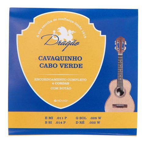 J. Cordas Dragão p/Cavaquinho Cabo Verde