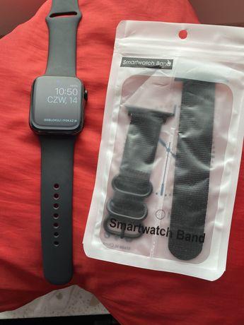 Apple watch 4  44mm gps+ cel jak nowy