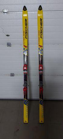 Лыжи FISCHER rc 4