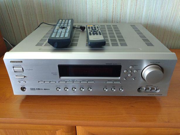 Amplituner Onkyo TX-SR502E + Zestaw głośników M.Audio HTS 501. Zamiana