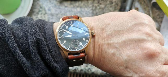zegarek mechaniczny steinhart