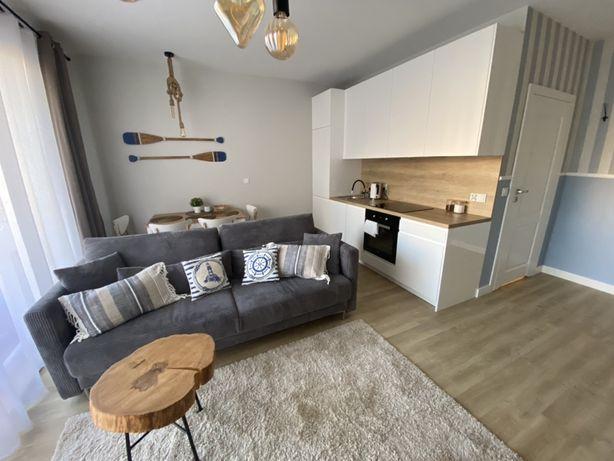 Gdańsk Nad morzem apartament od 18.09.2021  wolne! mieszkanie 2pok