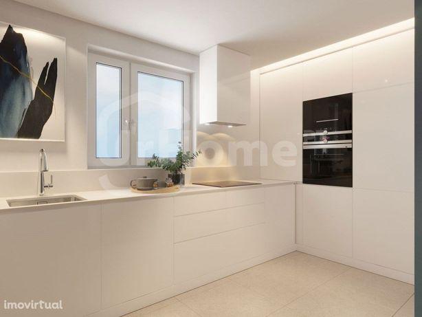 Moderno Apartamento de um quarto para venda em Alcântara