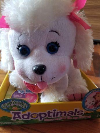 Интеракт. собака Белый пудель кличка Fifi от Cabbage Patch Kids (USA)