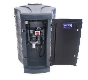 Zbiornik dwupłaszczowy na paliwo ropę olej napędowy 1500L MX