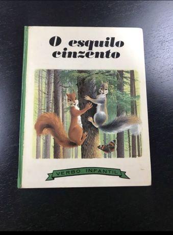 O esquilo cinzento (nº 51)