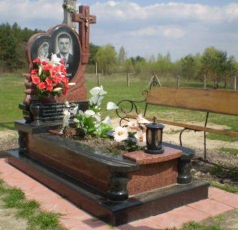 Пам'ятники гранітні від виробника. Костопіль. Памятники из гранита