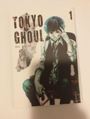 Manga Tokyo Ghoul tom 1