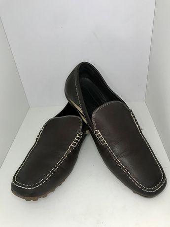 Черевики-мокасини-туфлі чоловічі Geox. Оригінал*