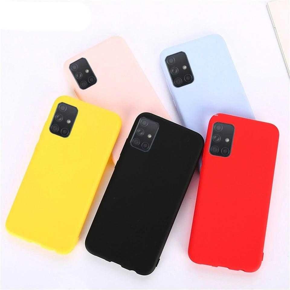Capa Para Samsung A52 e A72 cores ou transparente