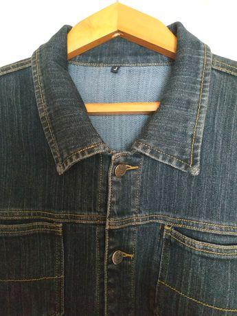 Продам куртку джинсовую мужскую