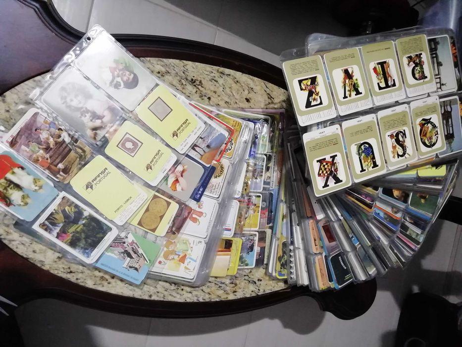 Coleção de calendários de bolso Feitosa - imagem 1