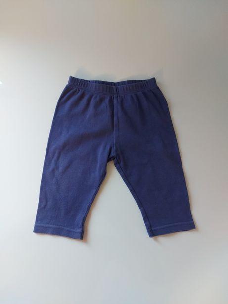 4 par spodni niemowlęcych legginsy rozmiar 68