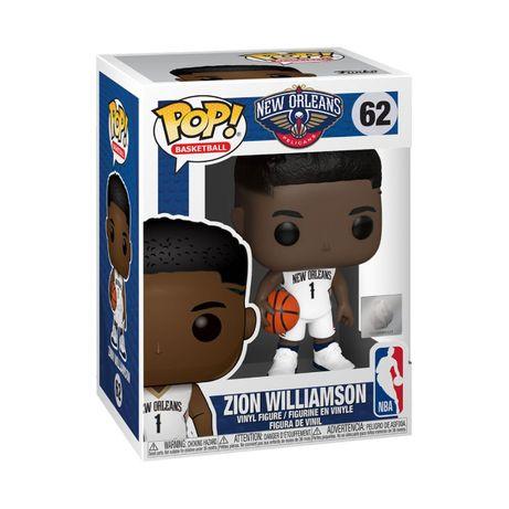 Zion Williamson-Pelicans-NBA-FUNKO POP 62 /Figurka