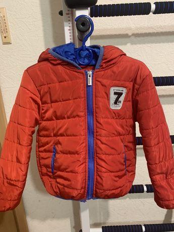 Куртка для мальчика осень-зима