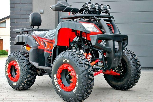 QUAD XTR 500 ! 250cc 24KM ! XXL ! MAX OPCJA ! hak, halogeny, ledy !