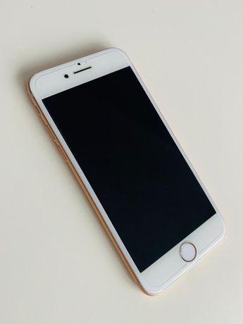 Iphone 8  64GB , stan idealny, 85% baterii