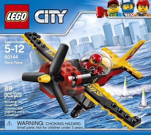LEGO City 60144 Гоночный самолет (оригинал 100%)