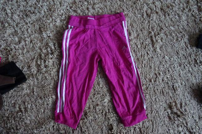 Rybaczki Adidas różowe