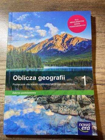 Podręcznik Oblicza geografii 1 zakres podstawowy
