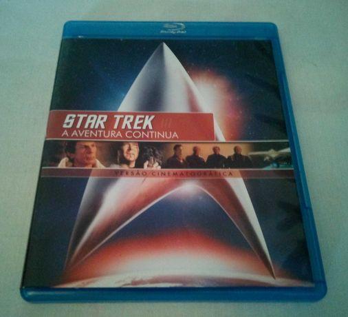 Star trek III - A aventura continua (Blu-ray) versão cinematográfica