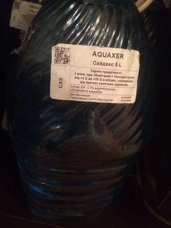 Сайдекс--засіб проти водорослей