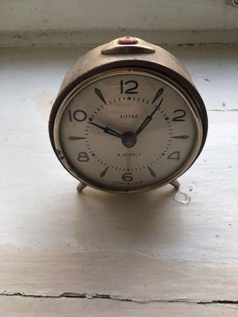 Будильник, годинник, часы, будильник Витязь