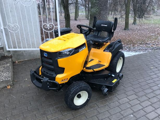 Traktorek kosiarka Cub Cadet Xt3 Qs 137 czy Mtd Rabat %