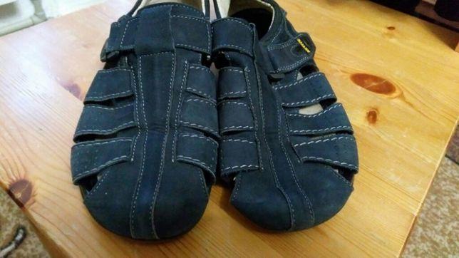 Кожаные сандали Mida 38 размер