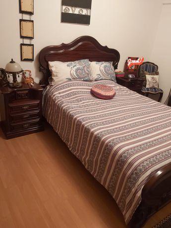 Conjunto quarto cama , cabeceira ,móvel , cadeira