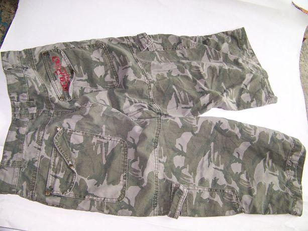 spodnie moro krótkie militaria.pl na 160 cm super stan