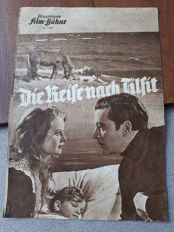 Ulotka filmowa z 1939 roku plakat