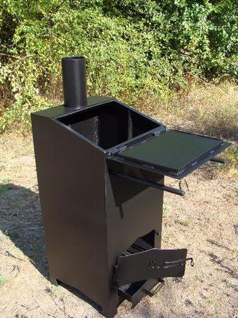 Дровяная печь для сжигания мусора. (печка для мусора). Ваш помощник!