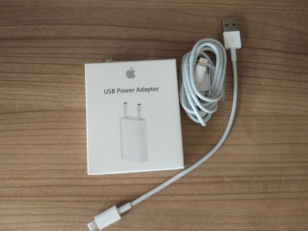 Oryginalna ładowarka do iPhone 7 8 X XS 11 każdy model DWA KABLE