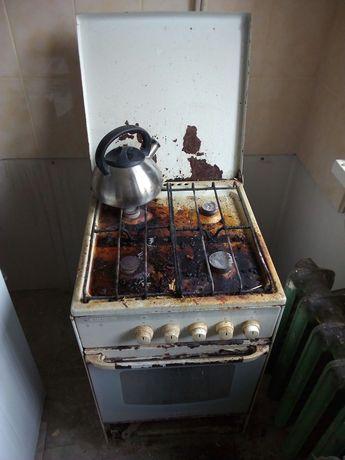 Продам газ плиту для дачи
