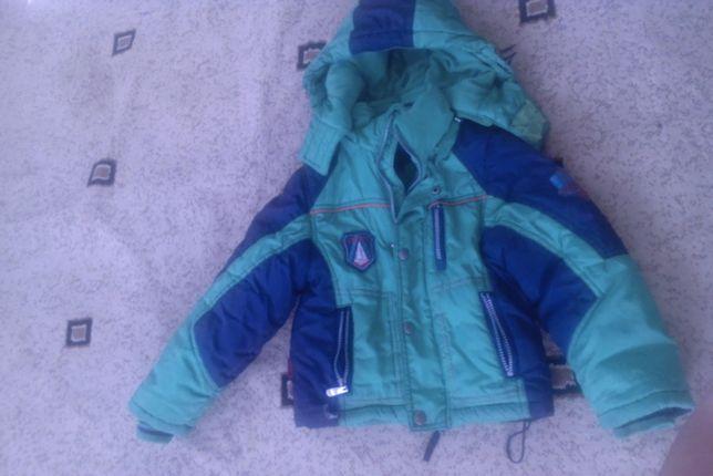 куртка і комбінезон