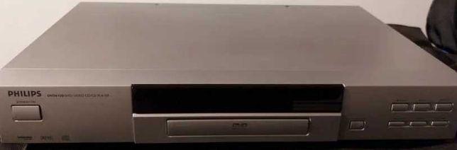 PROMOCJA ! PHILIPS Odtwarzacz Wideo DVD 612S Scart RGB SVideo Audio CD